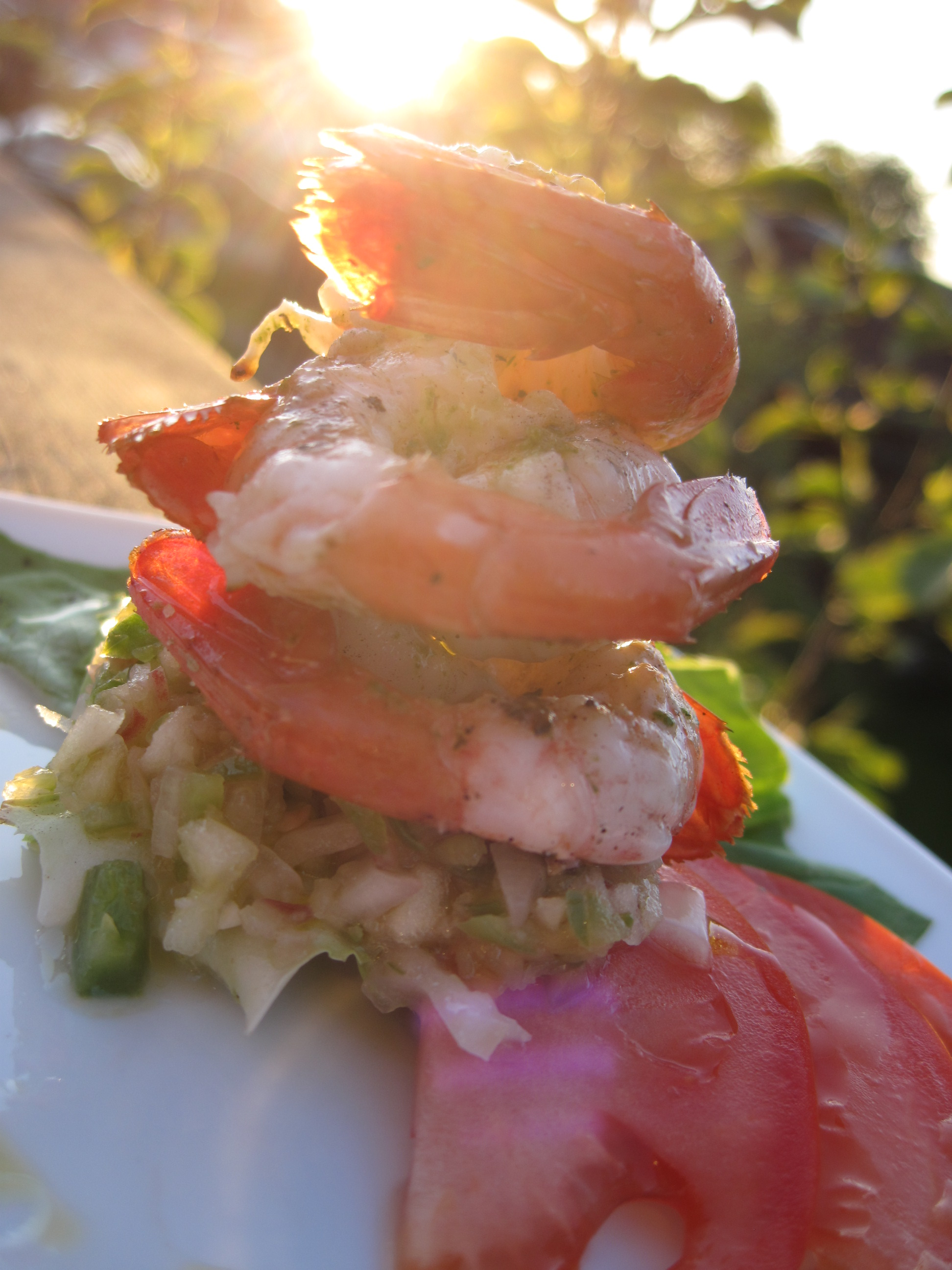 BC Spot Prawn Recipe