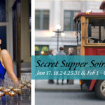 By the Sea - Secret Supper Soiree - 2014