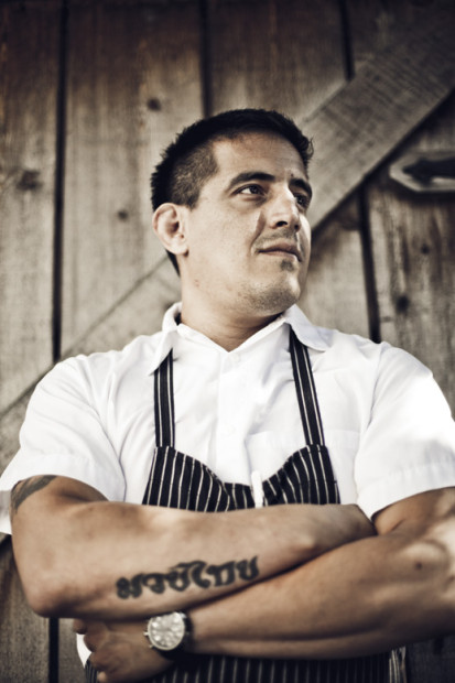 Chef Jefferson Alvarez
