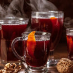 "German mulled wine recipe ""Gluhwein"""