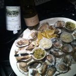 Night of the Stars: BC Oysters & Champagne