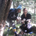 How to find Matsutake (Pine) Mushrooms in BC forests...