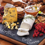 A CELEBRATION OF CHEESE - DINNER -