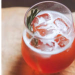 How to make an osoberry shrub cocktail